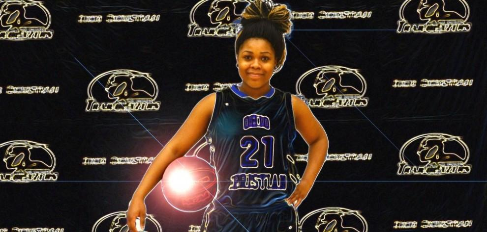 Asia Woodson Scored a Game-High 20 Points vs UC-Clermont on Friday