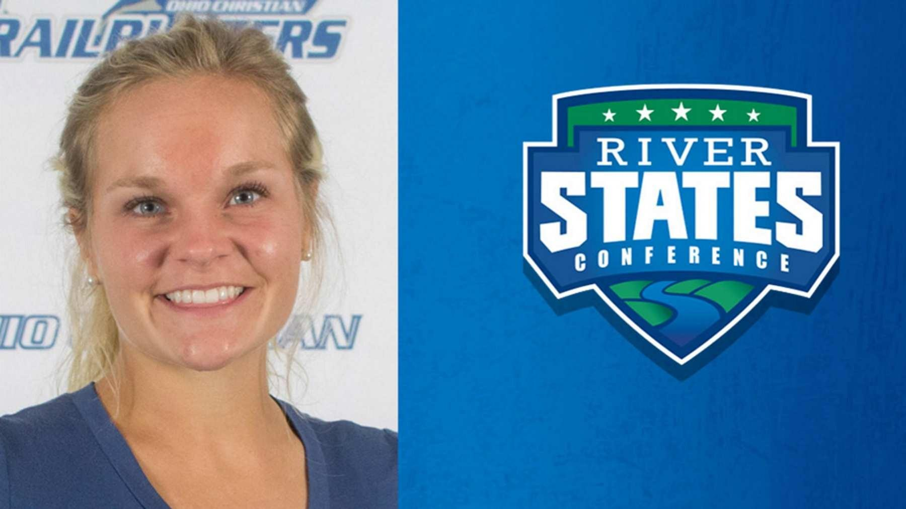 OCU's White Claims RSC Women's Soccer Offensive Player of the Week