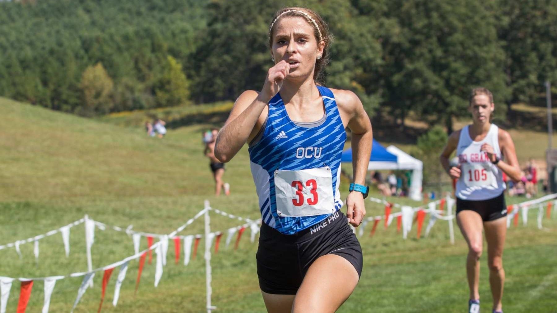OCU XC Competes At NAIA Great Lakes Challenge