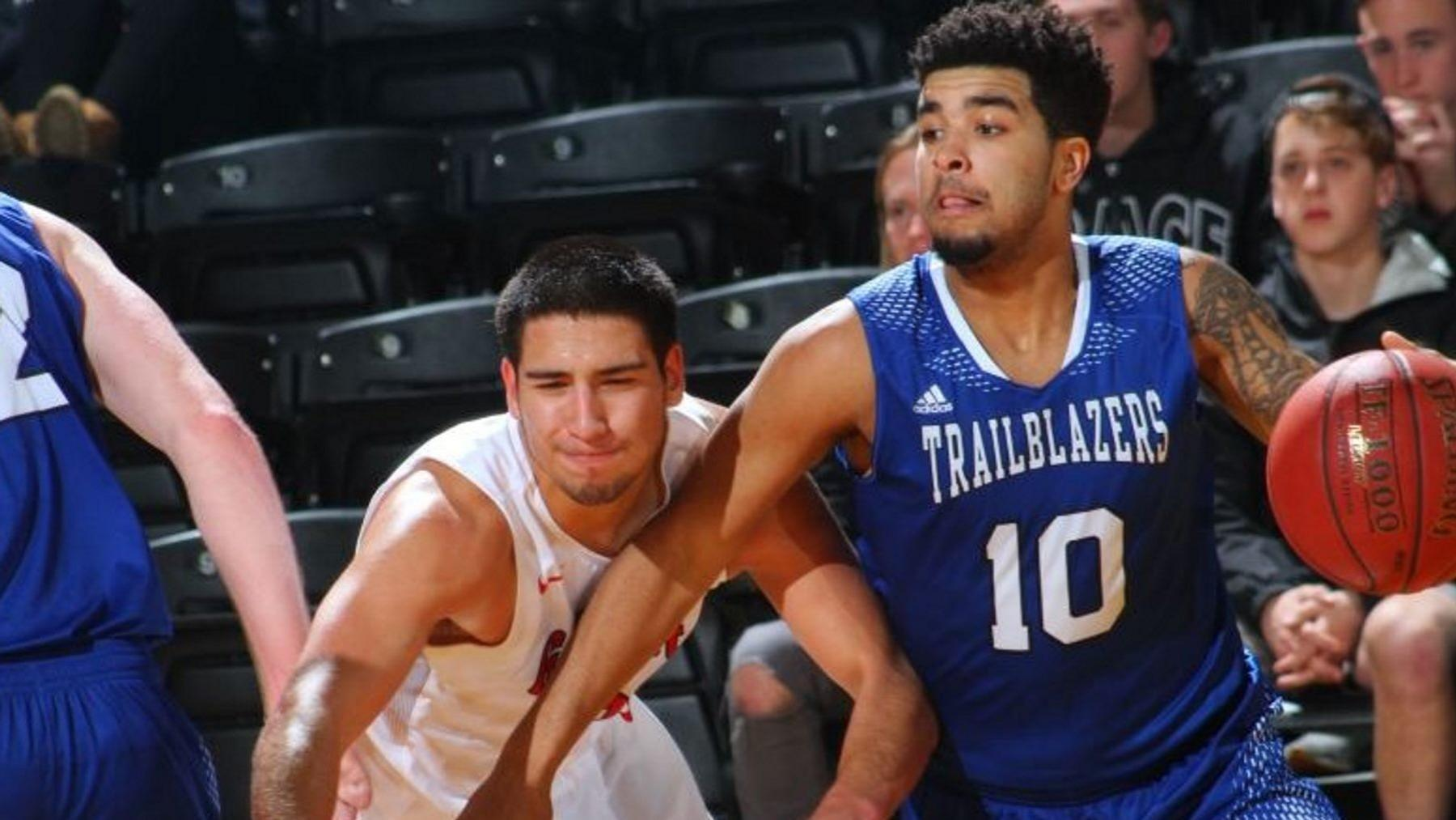 Trailblazers Upset Lancers, Punch Ticket to NCCAA National Tournament