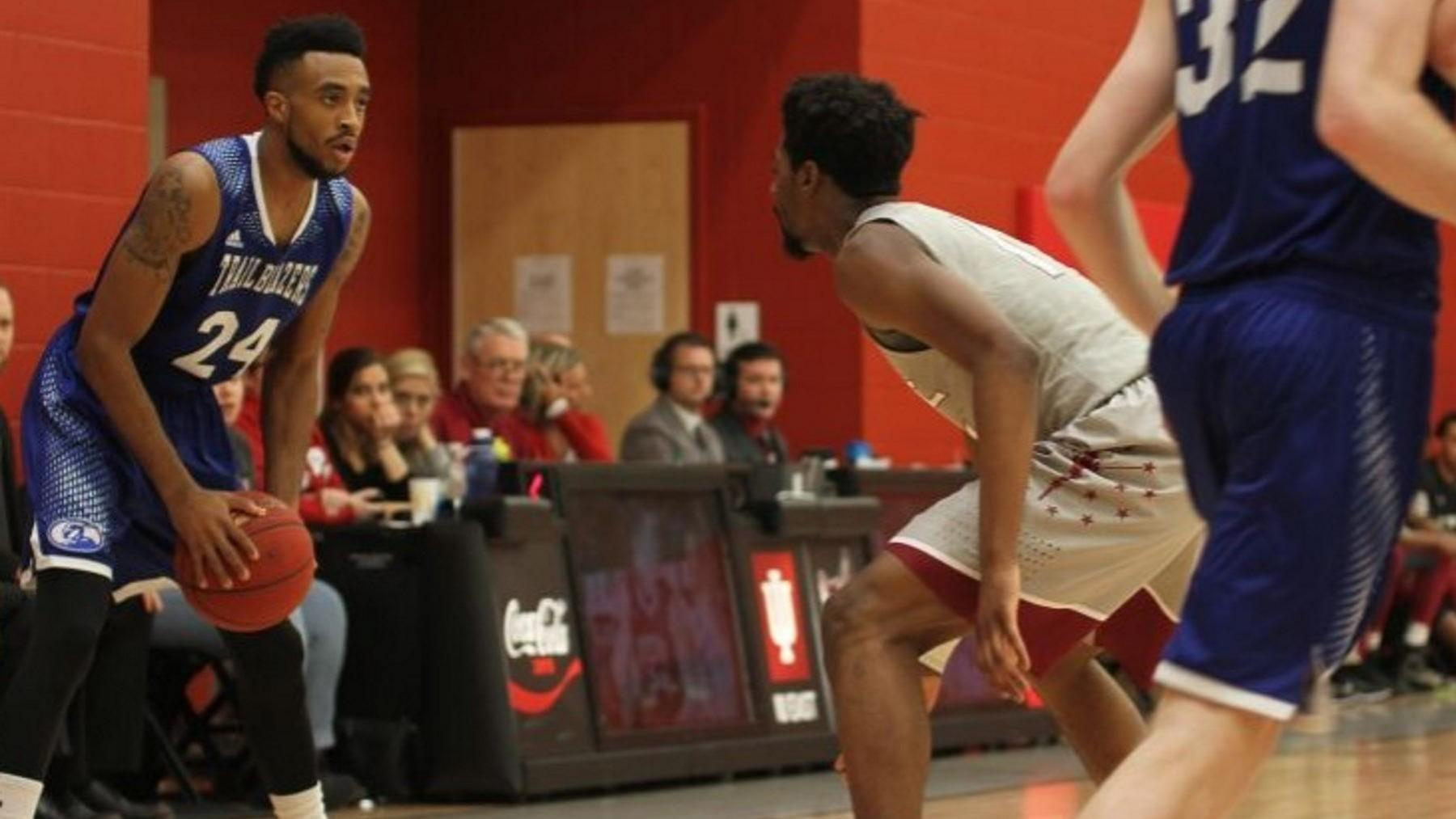 Trailblazers Fall Short Of Tough Red Wolves
