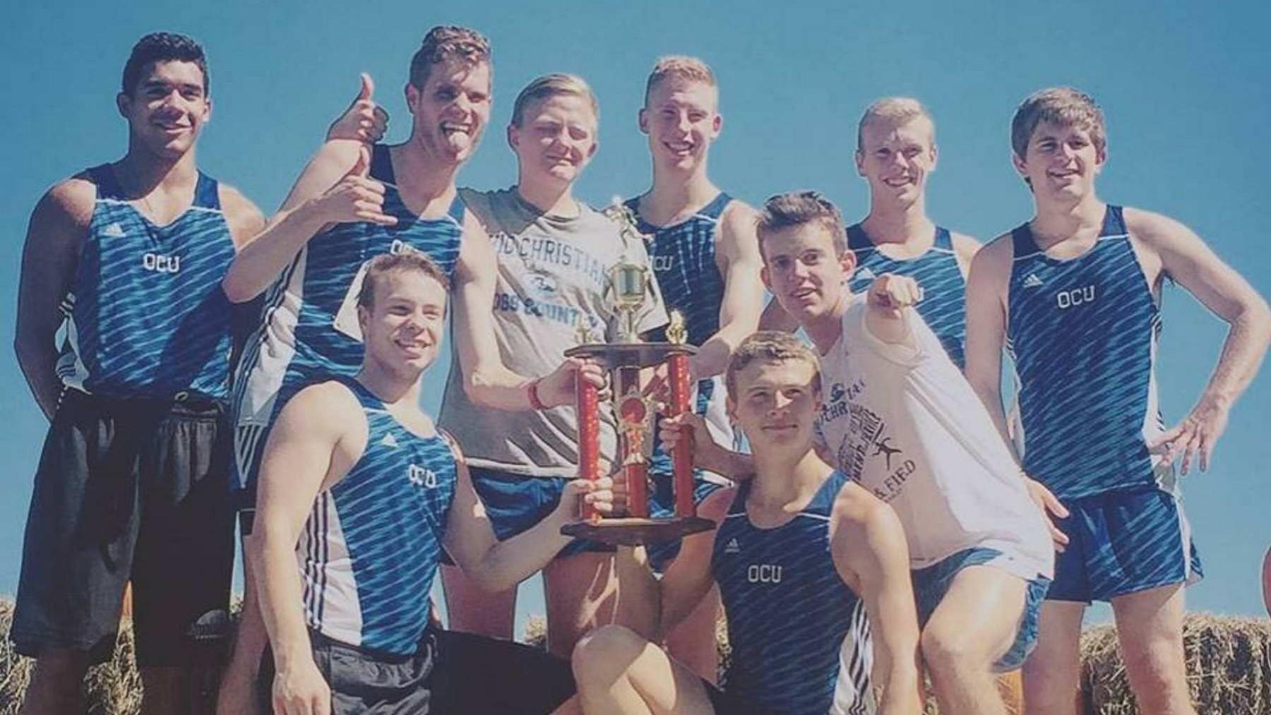 Cross Country Makes History At Rio Grande